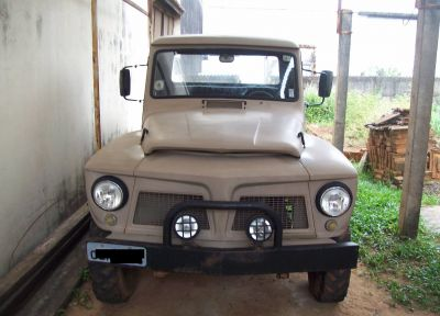RURAL F75 WILLYS