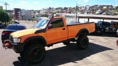 HILUX OFF ROAD 4X4