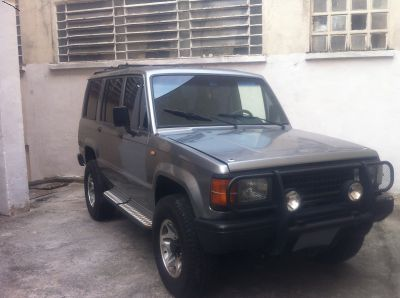 JEEP ISUZU TROOPER II