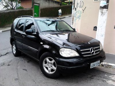 MERCEDES BENZ ML 230
