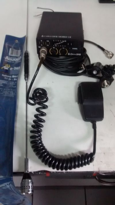 Radio Cobra 19DX Antena