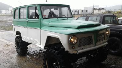 Rural Willys 1970