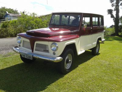 Ford Rural 4x4 1974 Impec