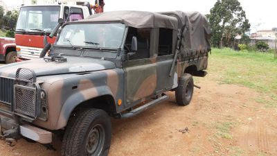 JEEP LAND ROVER130 ANO 05