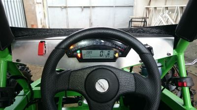 Kart Cross Aranha CBR1000