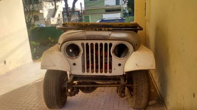 Vendo Jeep Willys
