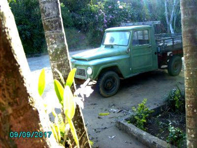 Ford Willys F-75 4X4 6CIL