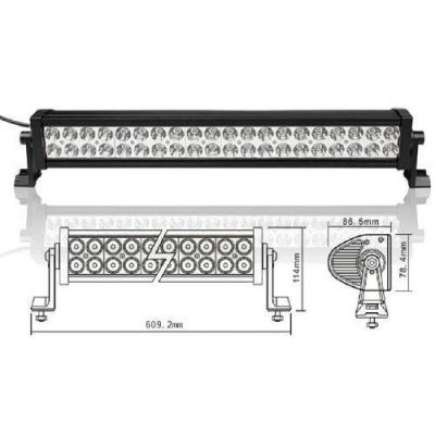 Barra 40 LEDS  120 Watts