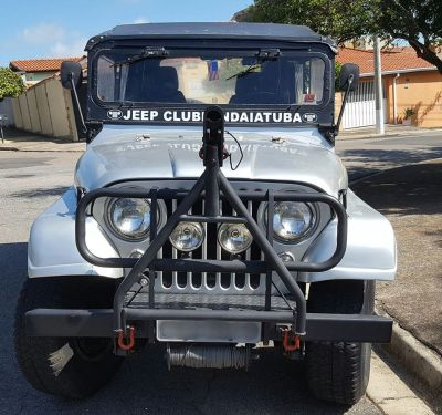 Jeep Willys Ano 1967
