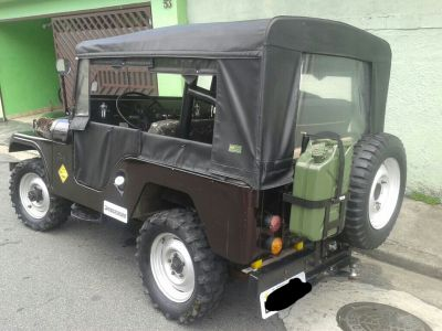 Jep Willys 1962 original