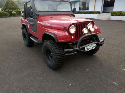 Jeep Ford Willys LINDO!