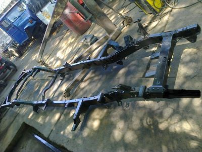 Chassis Toyota c/ Dcto