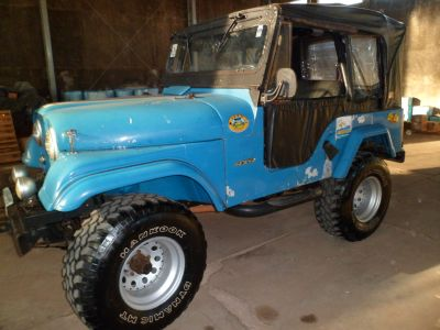 JEEP 67 TOP