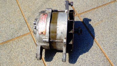 alternador jeep willys