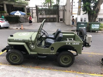 Jeep Willys 1951 Original