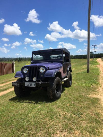 Jeep Willys Impecavel
