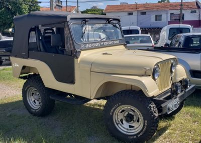 Jeep Willys 1976