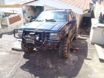 Vendo Jeep Grand Cherokee