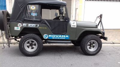 LINDO JEEP WILLYS