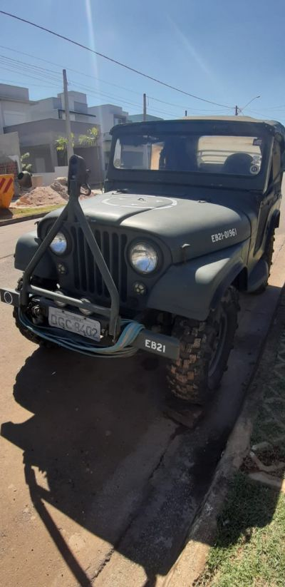 Jeep Willys 1961 S/Doc