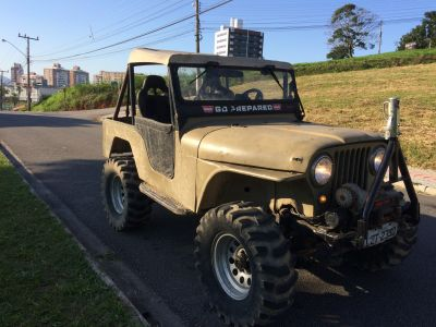 Jeep Ap turbo forjado