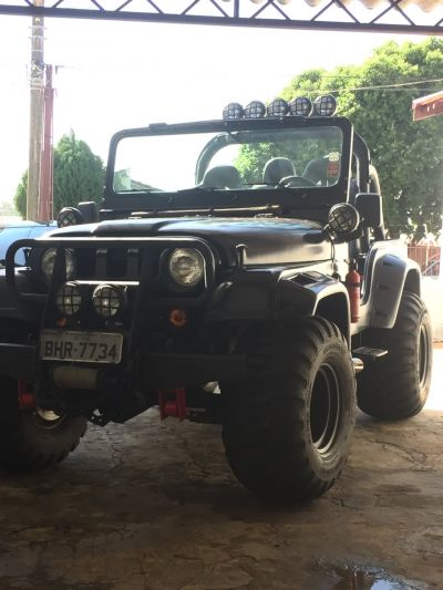 Jeep willys todo reformad