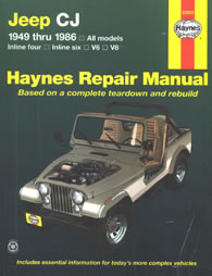 Manual de Reparos Willys (1949 a 1986)