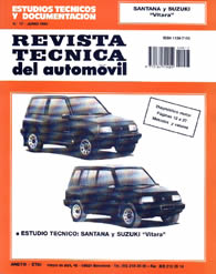 Manual Suzuki Vitara Sidekick