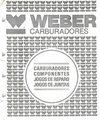 Carburadores Weber