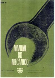 Manual do Mecânico Willys