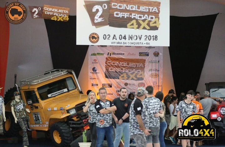 2 CONQUISTA OFF ROAD