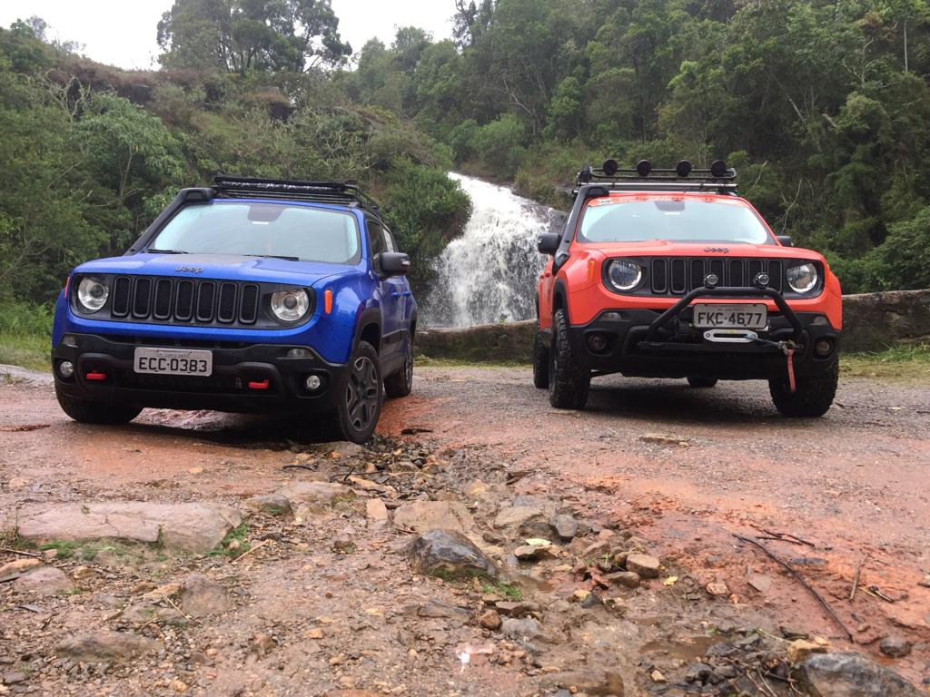 Grupo Jeep RENEGADE - SP